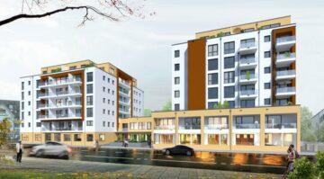 Anlageobjekt: Immobilienpaket mit 5 Appartements – KfW Förderung i.H.v. 5 x 18.000,00 EUR möglich, 78532 Tuttlingen